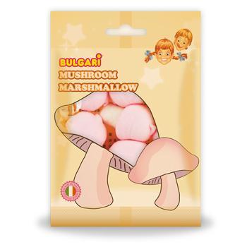 寶格麗義大利蘑菇造型棉花糖(105g)