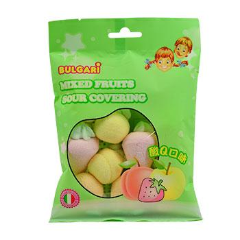 寶格麗酸Q綜合水果造型棉花糖(105g)