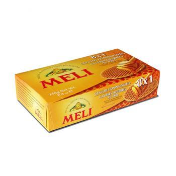 《MELI》比利時美麗蜂蜜鬆餅(240g/盒)