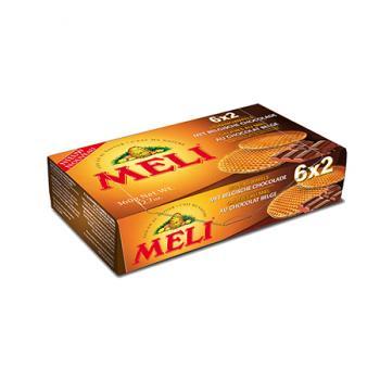 《MELI》比利時美麗巧克力鬆餅(360g/盒)