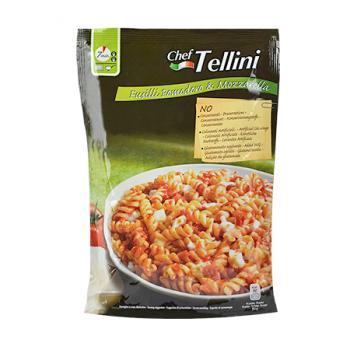 《Tellini》泰利主廚馬芝瑞拉起士蕃茄螺旋麵(165g)