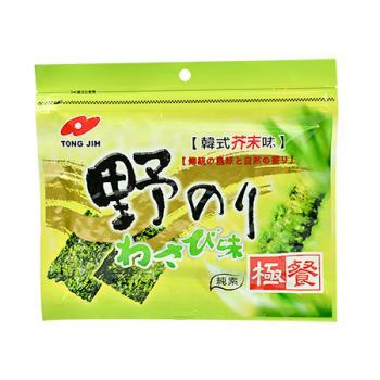 極餐野海苔-韓式芥末(48g)