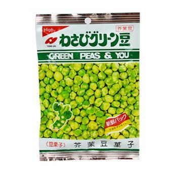 《統記》芥末豆菓子(130g)