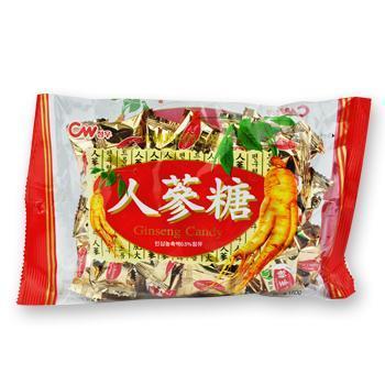 《CheongWoo》人蔘糖(160g
