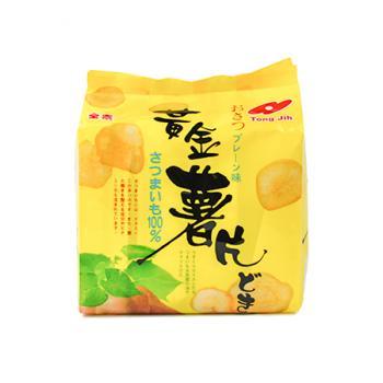 《統記》黃金香薯片